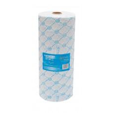 White line одноразовые салфетки 30*40 спанлейс голубые в рулоне (100 шт)