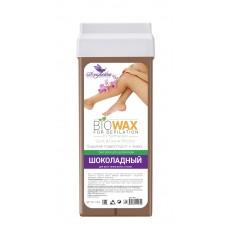 Dona Jerdona 4431 био-воск в картридже шоколадный широкий ролик (110 гр)