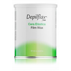 Depilflax Воск Film Wax Натуральный горячий пленочный жидкий в банке (800 гр)