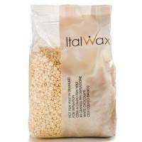 Italwax Воск Natura Белый шоколад горячий пленочный в гранулах (1 кг)