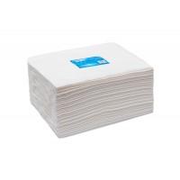 White line Одноразовые полотенца 45*90 спанлейс белый (50 шт)