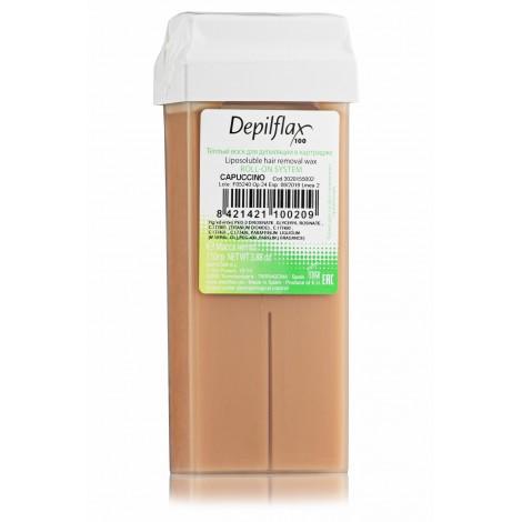 Depilflax Воск Капучино в картридже (100 мл)