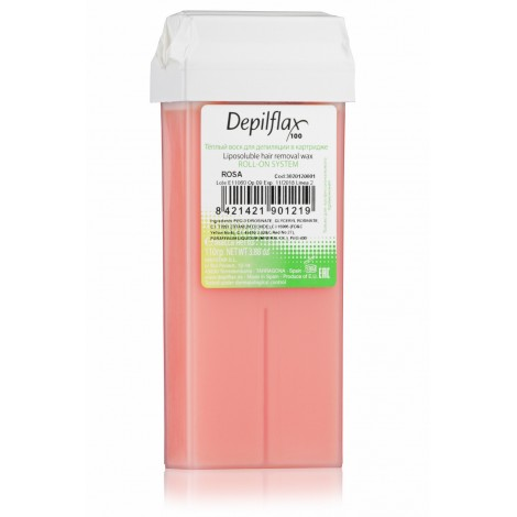 Depilflax Воск Розовый в картридже (100 мл)