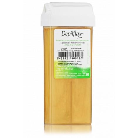 Depilflax Воск Золотой в картридже (100 мл)