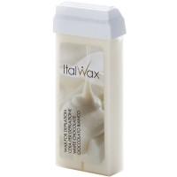 Italwax Воск Natura Белый шоколад в картридже (100 мл)