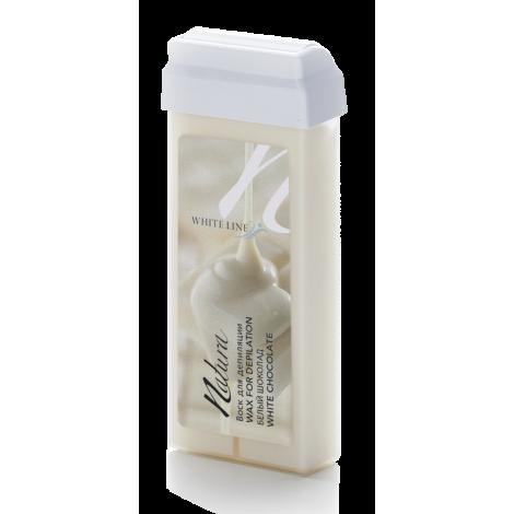 White line воск в картридже Natura Белый шоколад (100 мл)