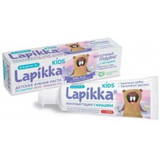 Lapikka Baby молочный пуддинг с кальцием (45 гр)