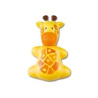 Miradent Funny Giraffe жираф детский гигиенический футляр для зубной щетки