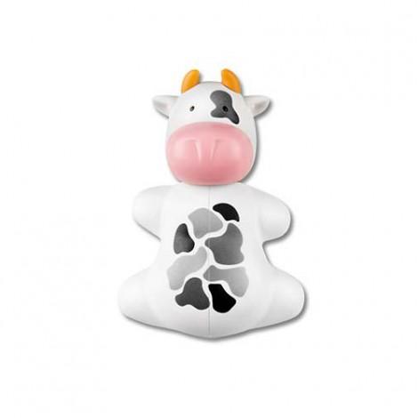 Miradent Funny Cow детский гигиенический футляр для зубной щетки в форме коровки