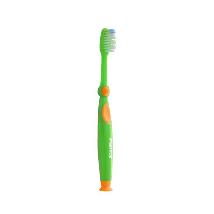 Pierrot Junior Plus зубная щетка с мягкими щетинками для детей от 8 до 12 лет