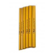 Dona Jerdona 101228 трубочки для моделирования арки 6 шт. золотые