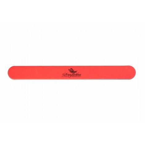 Дона Жердона 100206 пилка для натуральных ногтей 150/180 грит овальная узкая оранжевая