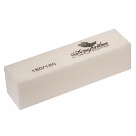 Дона Жердона 100435 баф шлифовочный белый 180/180 грит