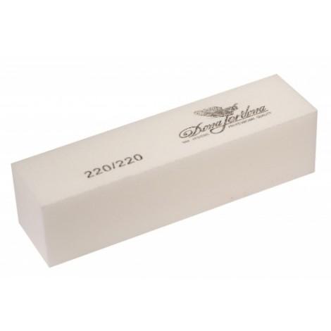 Дона Жердона 100372 баф шлифовочный белый 220/220 грит