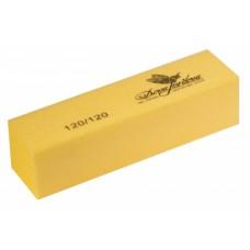 Dona Jerdona Баф шлифовочный желтый 120/120