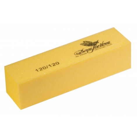 Дона Жердона 100429 баф шлифовочный желтый 120/120 грит