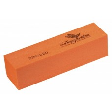 Dona Jerdona Баф шлифовочный оранжевый 220/220