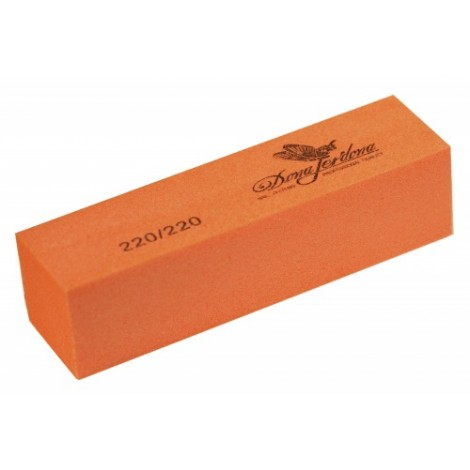 Дона Жердона 100377 баф шлифовочный оранжевый 220/220 грит