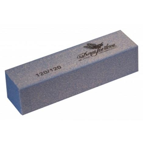 Дона Жердона 100430 баф шлифовочный синий 120/120 грит