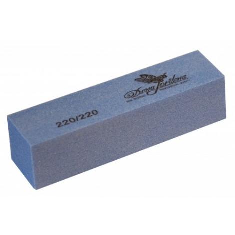 Дона Жердона 100374 баф шлифовочный синий 220/220 грит