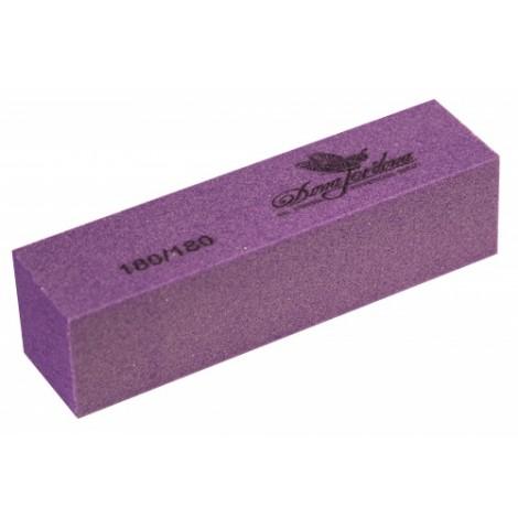 Дона Жердона 100439 баф шлифовочный фиолетовый 180/180 грит