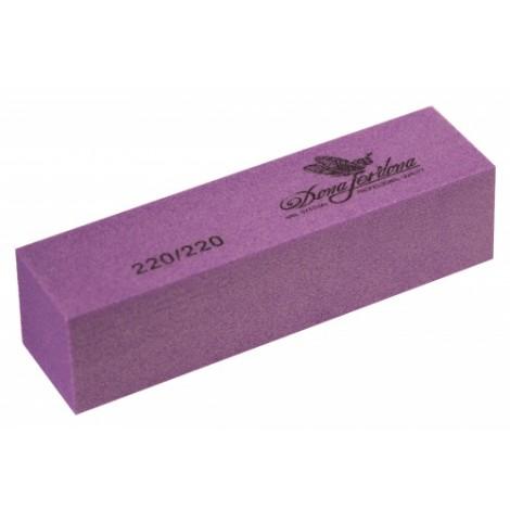 Дона Жердона 100376 баф шлифовочный фиолетовый 220/220 грит