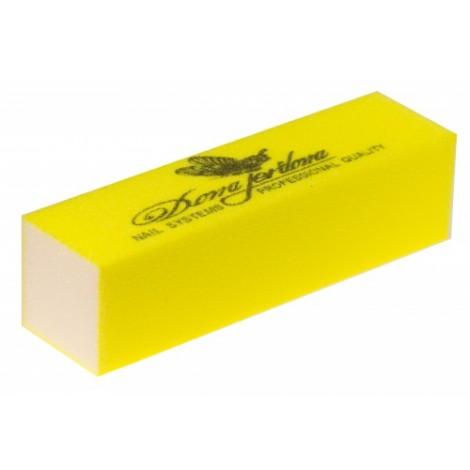 Дона Жердона 100688 баф шлифовочный ярко желтый
