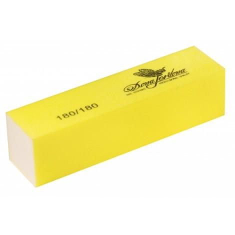 Дона Жердона 100442 баф шлифовочный ярко желтый 180/180 грит