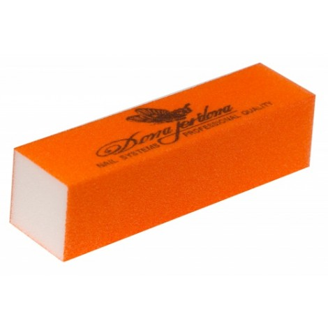 Дона Жердона 100684 баф шлифовочный ярко оранжевый