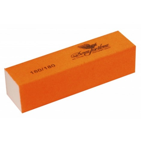Дона Жердона 100447 баф шлифовочный ярко оранжевый 180/180 грит