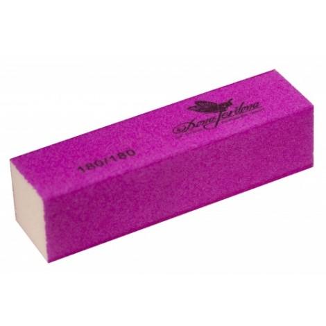 Дона Жердона 100444 баф шлифовочный ярко фиолетовый 180/180 грит