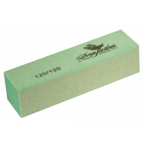Дона Жердона 100431 баф шлифовочный зеленый 120/120 грит
