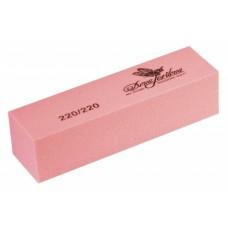 Dona Jerdonа 100378 баф шлифовочный розовый 220/220