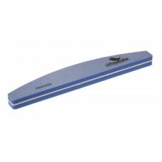 Dona Jerdona 100385 шлифовка для ногтей полукруглая синяя 180/240