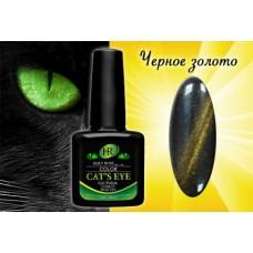 Holy Rose Cats Eye № 655 Черное золото гель-лак 7,3 мл