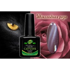Holy Rose Cats Eye № 709 Шоколадная роза гель-лак 7,3 мл