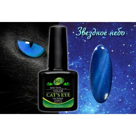 Холи Роз Shellac 88711 гель-лак кошачий глаз 711