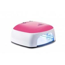 Dona Jerdona Д770Р лампа UV 36W с вентилятором розовая