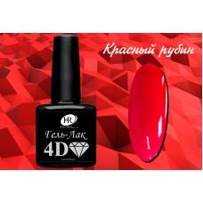 Holy Rose 4D Красный рубин гель-лак 7,3 мл