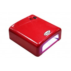 Luxury 818Р-2 лампа UV 36W 120 cек и бесконечность красная