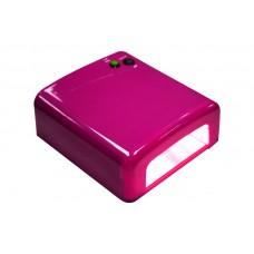 Holy Rose Лампа UV 36W 120 сек или бесконечность фуксия