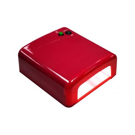 Holy Rose Лампа UV 36W 120 сек или бесконечность красная