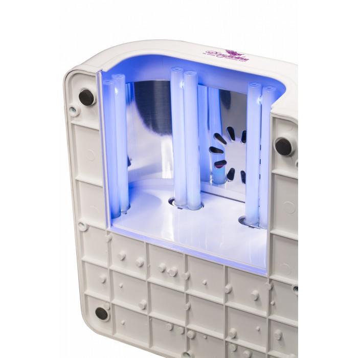 Дона Жердона Д770Ф UV лампа 36W с вентилятором белая