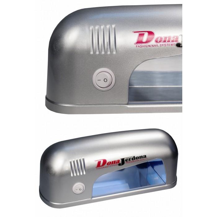 Дона Жердона Д990 UV лампа 9W круглая серебряная для домашнего использования