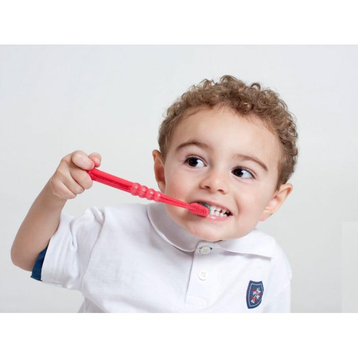 Curaprox Curakid 4260 зубная щетка детская с гуммированной ручкой