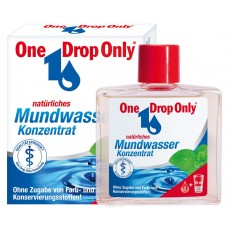 One Drop Only Mundwasser konzentrat концентрат ополаскиватель для рта с травами (25 мл)