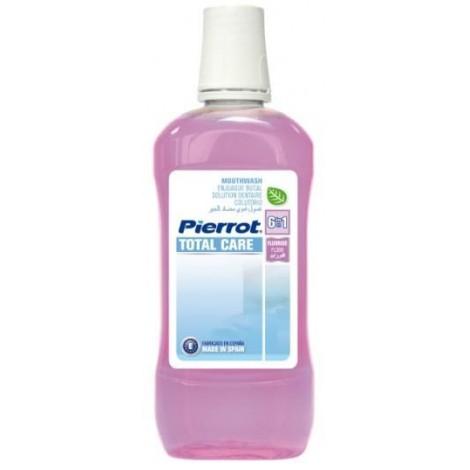 Pierrot Total Care ополаскиватель комплексная защита для полости рта (500 мл)