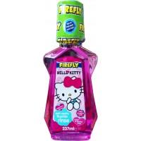 SmileGuard Hello Kitty Mouthwash ополаскиватель полости рта с флюоридом (0,05%) Bubble Gum (237 мл)