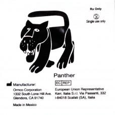 """Ormco Panther Пантера слабые внеротовые эластики 5/16"""" 8Oz 4G"""