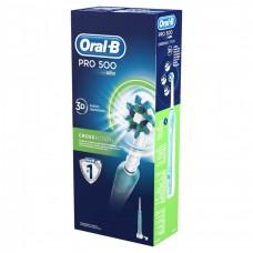 Braun Oral-B PRO 500 электрическая зубная щетка